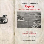 Middle Harbour Regatta 1959